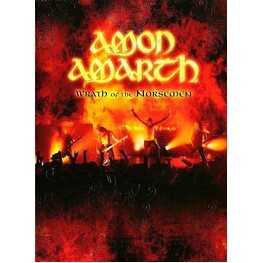 AMON AMARTH - Wrath Of The Norsemen (3 DVD)