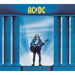 AC/DC - Who Made Who (Re-issue) (CD)