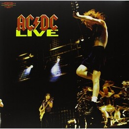 AC/DC - Live (2cd Re-issue) (2CD)