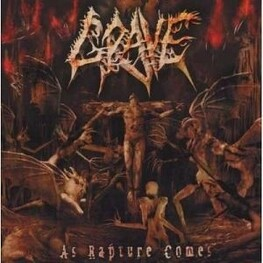 GRAVE - As Rapture Comes (CD)