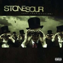 STONE SOUR - Come What(Ever) May (CD)