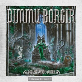 DIMMU BORGIR - Godless Savage Garden (Deluxe Edition) (CD)