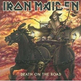IRON MAIDEN - Death On The Road (2lp Picture Disc Vinyl) (2LP)