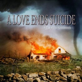 LOVE ENDS SUICIDE - In The Disaster (CD)