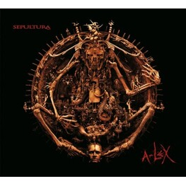 SEPULTURA - A-lex (Deluxe Edition) (CD)