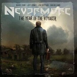 NEVERMORE - Year Of The Voyager, The (2CD)