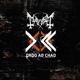 MAYHEM - Ordo Ad Chao (CD)