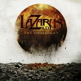 LAZARUS A.D. - Onslaught (CD)