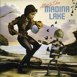 MADINA LAKE - Attics To Eden (CD)
