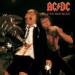 AC/DC - If You Want Blood You've Got It (Vinyl) (LP)