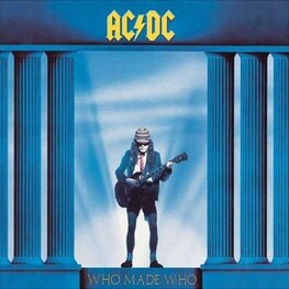 AC/DC - Who Made Who (Vinyl) (LP)