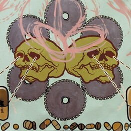 AGORAPHOBIC NOSEBLEED - Frozen Corpse Stuffed With Dope (Reissue) (CD)