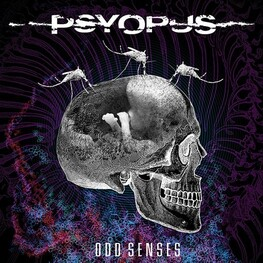 PSYOPUS - Odd Senses (CD)