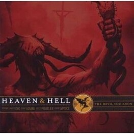 HEAVEN & HELL - Devil You Know, The (CD)