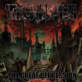 TRIGGER THE BLOODSHED - Great Depression, The (CD)