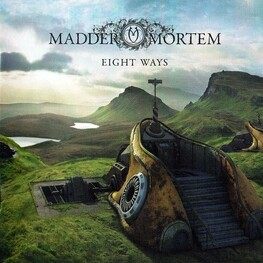 MADDER MORTEM - Eight Ways (CD)