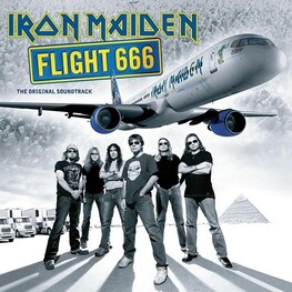 IRON MAIDEN - Flight 666: The Original Soundtrack (2CD)