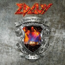 EDGUY - Fucking With F*** - Live (2CD)