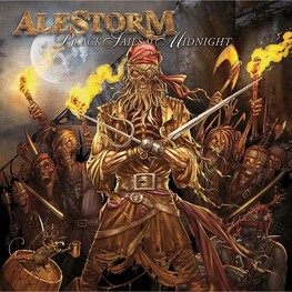 ALESTORM - Black Sails At Midnight (CD)