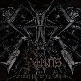 RUINS - Front The Final Foes (CD)