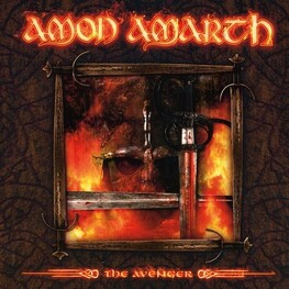 AMON AMARTH - Avenger, The (Re-issue) (2CD)