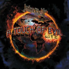 JUDAS PRIEST - Touch Of Evil, A - Live (CD)
