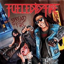 FUELED BY FIRE - Spread The Fire (CD)