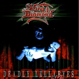 KING DIAMOND - Deadly Lullabyes - Live (CD)