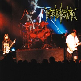 MORTIFICATION - 10 Years Live Not Dead (CD)