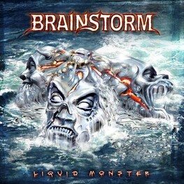 BRAINSTORM - Liquid Monster (CD)