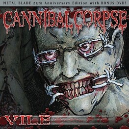 CANNIBAL CORPSE - Vile (25th Anniversary Edition) (CD+DVD)