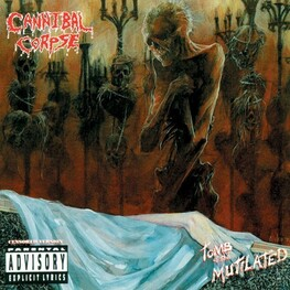 CANNIBAL CORPSE - Tomb Of The Mutilated (Censored) (CD)