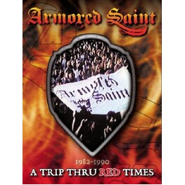 ARMORED SAINT - Trip Thru Red Times, A (DVD)