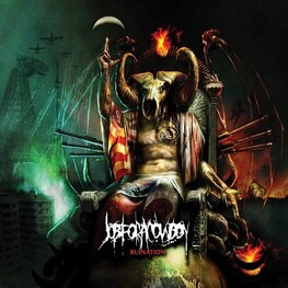 JOB FOR A COWBOY - Ruination (CD)