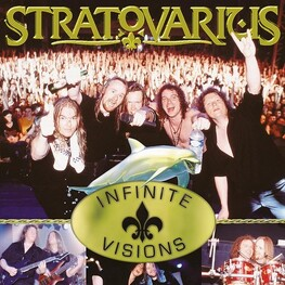 STRATOVARIUS - Infinite Visions (Re-view And H-ear) (CD)