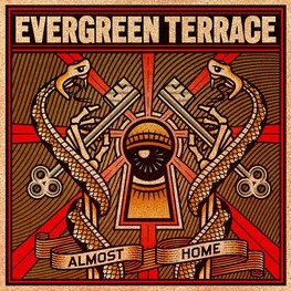 EVERGREEN TERRACE - Almost Home (CD)