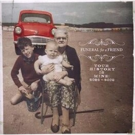 FUNERAL FOR A FRIEND - Your History Is Mine (CD)