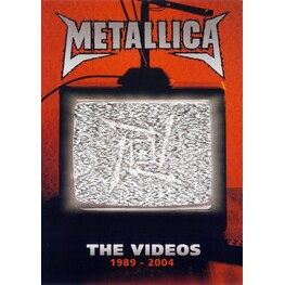 METALLICA - Videos 1989-2004, The (Ntsc) (DVD)