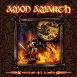 AMON AMARTH - Versus The World (Reissue) (2CD)