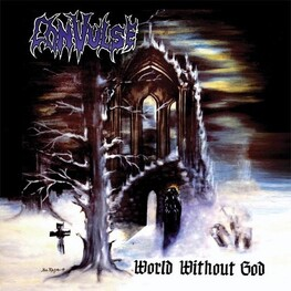 CONVULSE - World Without God (CD)
