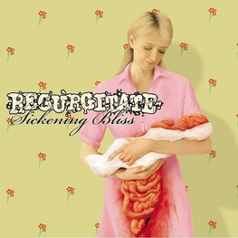 REGURGITATE - Sickening Bliss (CD)