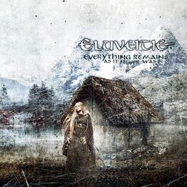 ELUVEITIE - Everything Remains As It Never Was (CD)