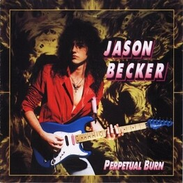 JASON BECKER - Perpetual Burn (CD)