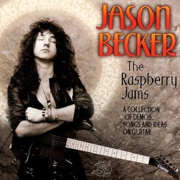 JASON BECKER - Raspberry Jams (CD)