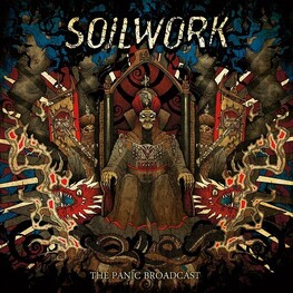 SOILWORK - Panic Broadcast, The (Limited Edition Cd+ Dvd) (CD+DVD)