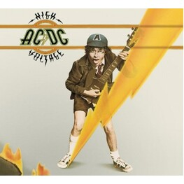 AC/DC - High Voltage (U.S. Remastered Edition) (CD)