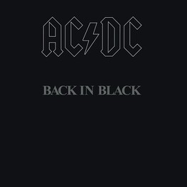 AC/DC - Back In Black (CD)