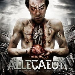 ALLEGAEON - Fragments Of Form And Function (CD)