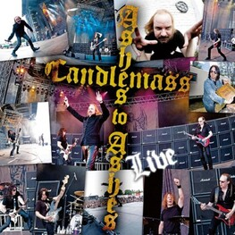 CANDLEMASS - Ashes To Ashes - Live (CD+DVD)