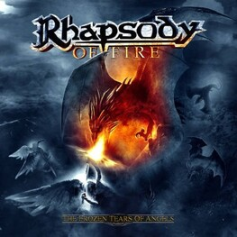 RHAPSODY OF FIRE - Frozen Tears Of Angels, The Ltd (CD)